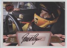 2012 Press Pass Autographs Red #PPA-DR1 David Ragan Auto Autographed Racing Card
