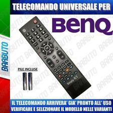 TELECOMANDO UNIVERSALE BENQ CLICCA IL TUO MODELLO LO RICEVERAI GIA PRONTO