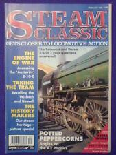 STEAM CLASSIC - THE TRAM - February 1994 #47