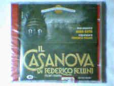 COLONNA SONORA Il Casanova di Federico Fellini cd SIGILLATO NINO ROTA