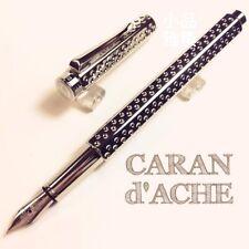 Caran d'Ache Special Edition Ecridor Golf Palladium coated Fountain Pen
