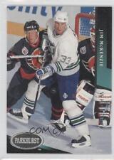 1993-94 Parkhurst #357 Jim McKenzie Hartford Whalers Hockey Card