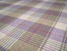 100% Wool Moons Upholstery Tartan Fabrics - 9 Stunning Designs!! RRP £49.95 pm!!