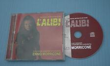 L'ALIBI -1 CD - E. MORRICONE - (G43)