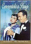 Dvd **CENERENTOLA A PARIGI** con Audrey Hepburn Fred Astaire nuovo 1957