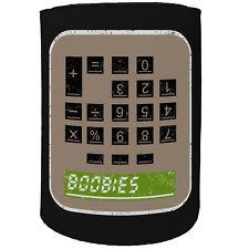 Stubby Support-seins Crawler Calculatrice-Drôle Nouveauté Cadeau D'Anniversaire Blague