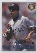 1995 Fleer Ultra Gold Medallion Edition #85 Luis Polonia New York Yankees Card