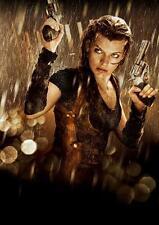 Resident Evil el capítulo final Póster Película Foto Impresión Póster Arte de Pared A3 A4