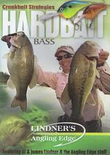 Lindner Hardbait Bass Fishing Crankbaits DVD NEW