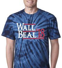 """Tie-Dye Washington Wizards John Wall Bradley Beal """"2017"""" jersey T-Shirt Shirt"""