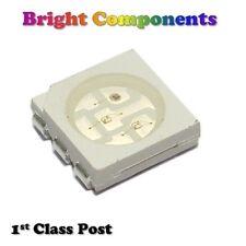 PLCC - 6 LED SMD/SMT-Rosso, blu, verde, bianco, arancione, giallo, RGB-UK