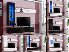 parois / Conceptions modulaires à adosser salon unité / Armoire murale air H