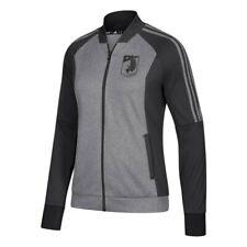 Minnesota United FC MLS Adidas Women's Team Logo Grey Full Zip Anthem Jacket
