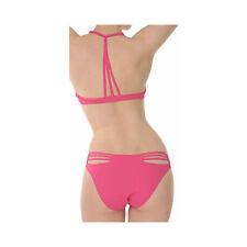 "Marlies Dekkers Sun Dressed ""Pink"" High Leg Bikini Brief"