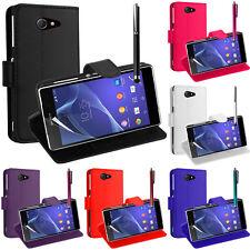 coperchio di protezione per Sony Xperia M2/M2 Dual D2303 D2305 Cellulare