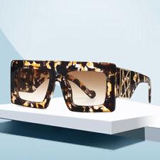 Trend 2020 Oversized Square Sunglasses Women Outdoor Glasses Men Shades Eyewear