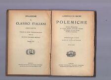 lodovico di breme -  polemiche intorno ingiustizia giudizi letterari ital- 1899