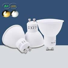 1-30x GU10 LED Strahler 5W 7W 3W Spot Birnen Licht Leuchte Lampe Leuchtmittel