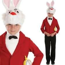 Kids Mister Rabbit Costume Childrens Book Week Character Fancy Dress Wonderland