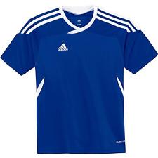 NWT Adidas Tiro 11 Youth Soccer Jersey Cobalt Blue Climacool Retail $35 S M L XL