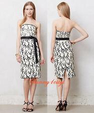NEW Anthropologie Whip Coral Sheath, Moulinette Soeurs Dress size 6 $228 Last 1
