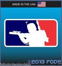 Major League Boba Star Decal Sticker Free Shipping