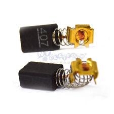 Replaces Carbon Brush Set For Makita CB-407 CB-419 191962-4 191927-6 195007-0