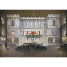 Illuminazione mediante riflettori alla Royal Academy-e Procter stampa