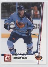 2010-11 Donruss Press Proofs #66 Evander Kane Atlanta Thrashers Hockey Card