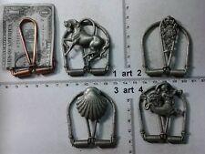 Porta Soldi ferma Clip Fermasoldi Banconote Portafogli in metallo, money clips