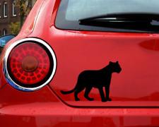 Panther Tier Aufkleber Autoaufkleber Sticker für Auto Motorrad Wohnmobil