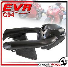 Set Air Box EVR C94 with Channels Air, Filters e Tank Aqua Ducati 749 999 S R