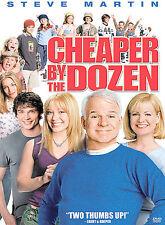 Cheaper By The Dozen (2003 Version Fran DVD