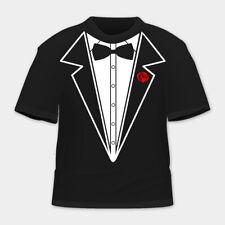 """T-Shirt """"Smoking Rose"""" Basic Fasching/Karneval/JGA schwarz *NEU*"""