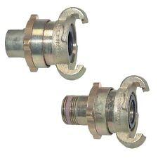 Sicherheits-Klauenkupplung m. Gewindeanschluss ähnl. DIN 3238 Kompressorkupplung