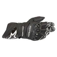 Alpinestars GP Pro R3 Motorbike Motorcycle Leather Gloves Black
