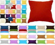 Kissen Kopfkissen 100% Baumwolle Sitzkissen Dekokissen Gefüllt Sofakissen