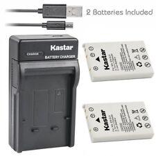 EN-EL5 Battery & Slim USB Charger for Nikon Coolpix P3 P4 P80 P90 P100 P500 P510