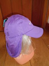 MOUNTAIN WAREHOUSE MID PURPLE LEGIONNAIRES HAT SPF 50 UV PROTECTION 0 12 MONTHS