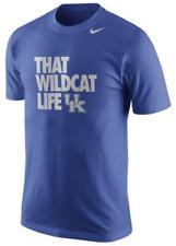 Nike Kentucky That Wildcat Life Team Swag shirt basketball UK local PE fan men's