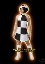 Kostüm * Go Go Mädchen 60s Disco Lady 18