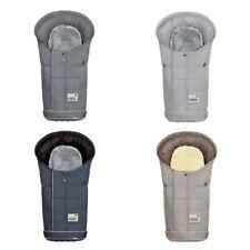 Odenwälder Fußsack Winterfußsack für Kinderwagen Lammy Fashion new woven