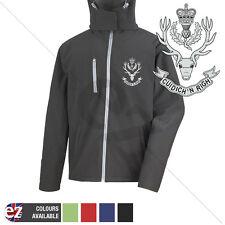 Highlanders - Hooded Softshell Jacket - Personalisation