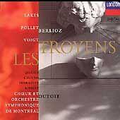 Berlioz: Les Troyens (CD, Dec-1994, 4 Discs, Decca)