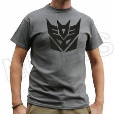 Decepticons Logo Transformers Autobots Funny Men's Ladies Kid T-Shirt Vest S-XXL