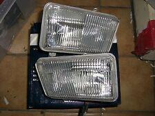 Satz Nebelscheinwerfer links u. rechts Fog Lights Lancia Delta Integrale
