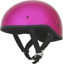 AFX FX-200 SLICK FUCHSIA Half Helmet DOT FREE SHIPPING