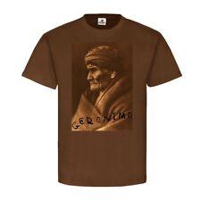 Geronimo Indianer Häuptling Bedonkohe Apache Medizinmann USA Gokhlayeh #21406