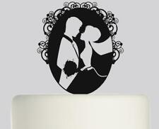 Sposa E Sposo Nozze Cake Topper Acrilico .387