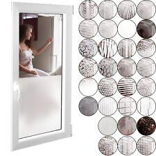 5,9€/m² Milchglasfolie Sichtschutzfolie Fensterfolie Frosted Selbstklebend Folie